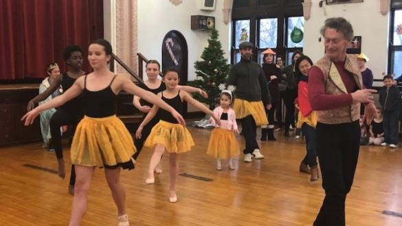 Do-It-Yourself Nutcracker at River Park