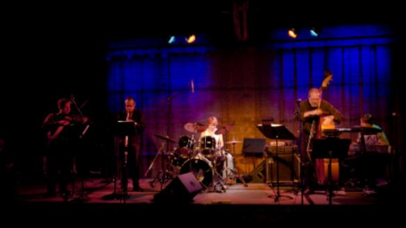 Doug Lofstrom & the New Quartet