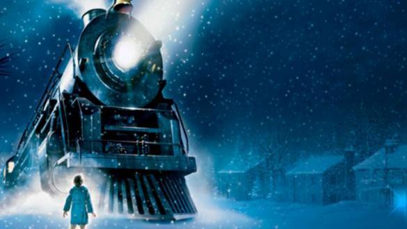 Get into the holiday spirit - Polar Express
