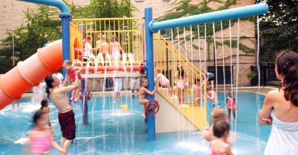 Water Playgrounds