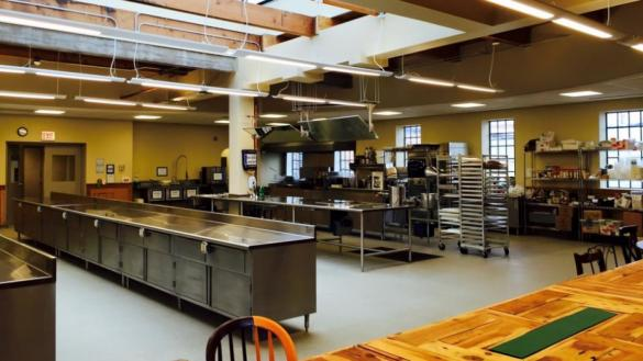 The Culinary Center at Broadway Armory