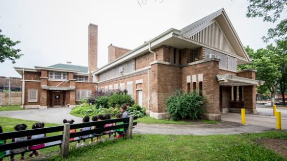 Shedd Park Fieldhouse