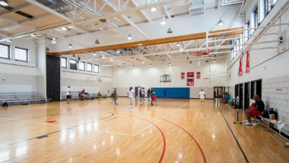 Gymnasiums Chicago Park District