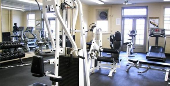 Eckhart Park Fitness Center