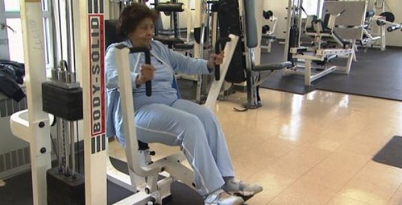 State-of-the-art equipment is offered at park fitness centers across the city.