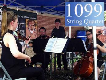 1099 String Quartet at Wicker
