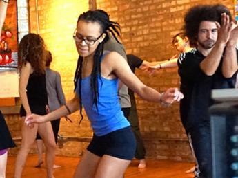 Ecstatic Dance at Sherman