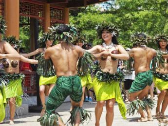 Hokule`a Polynesian Dancers
