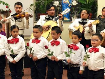 Mariachi Tradicional Juvenil at Kedvale