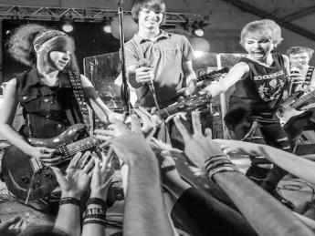 School of Rock Concert at Calumet