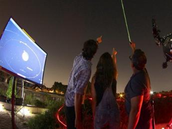 Urban Astronomy in the Parks at Green Briar