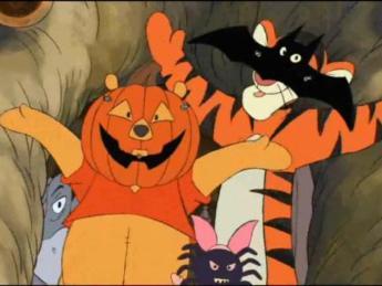 Pooh's Heffalump Halloween