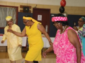 Senior Dance at Amundsen Park
