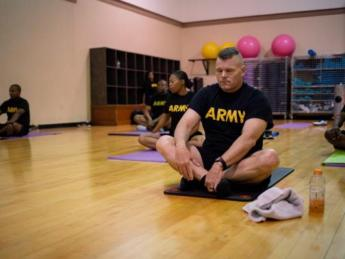 Join us for our Yoga for First Responders Class