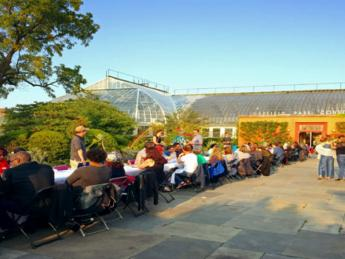Big Table Dinners at Garfield Conservatory