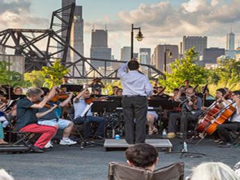 The Chicago Philharmonic at Humboldt