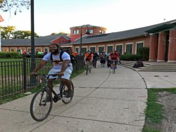 Slow Roll: Tour de Parks Series at Northerly