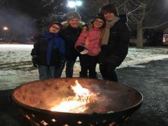 Community Bonfire - Join Us!