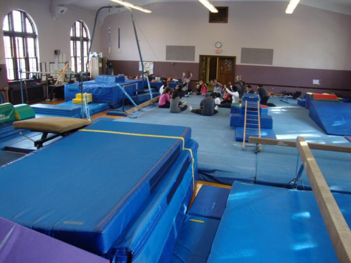 Gymnastic Center at Avondale Park