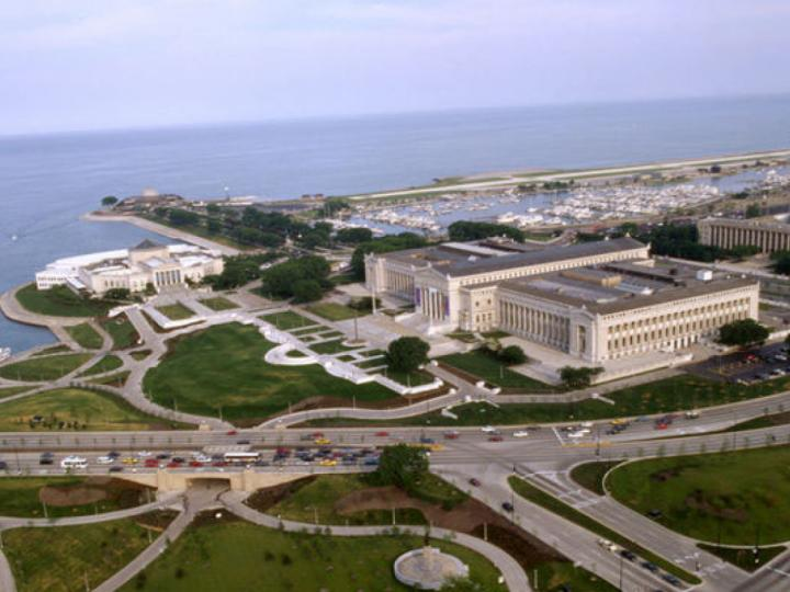Overview of Museum Campus