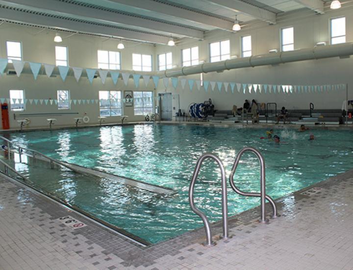 Ping Tom Park Pool