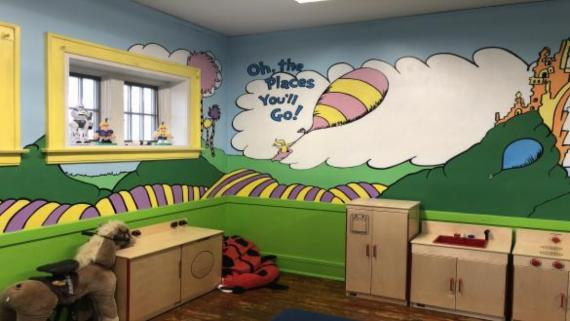 Our Early Childhood Room!