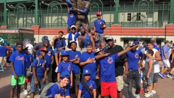 2018 Clarendon Park CUBS - Inner City Youth Baseball Ages: 9-12 3rd Place Finishers