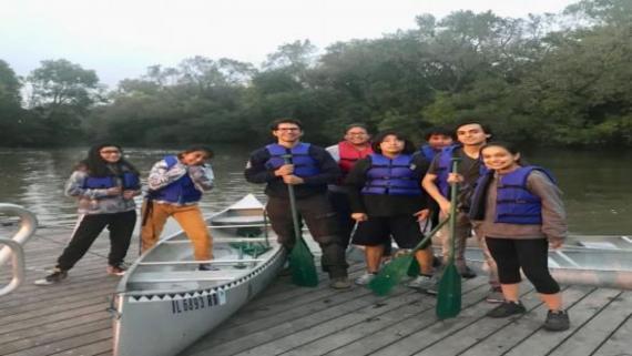 Team Adventure Club.