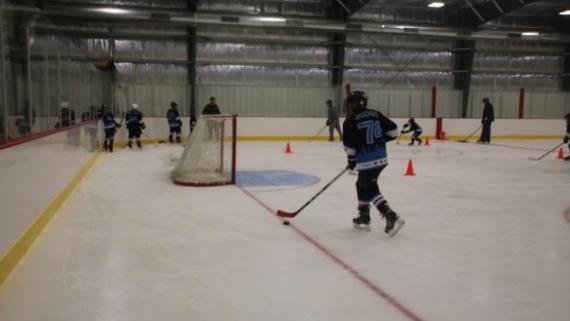 McFetridge Sports Center Studio Rink