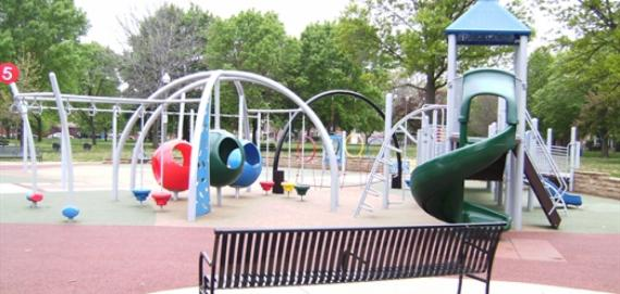 Owens Park Playground