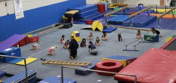 Gymnastic Center at Broadway Armory