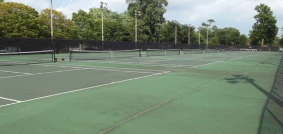 Tuley Park Tennis Courts