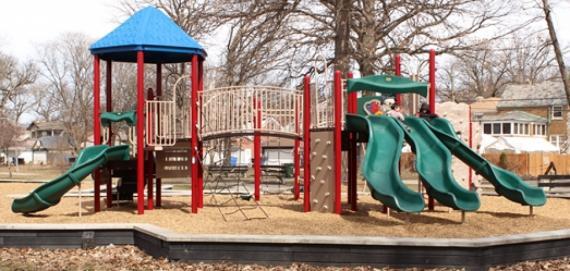 Chicago Plays! Playground at Legion Park