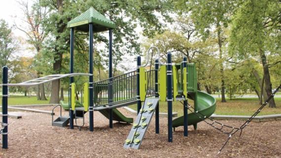 Columbus Playground - N