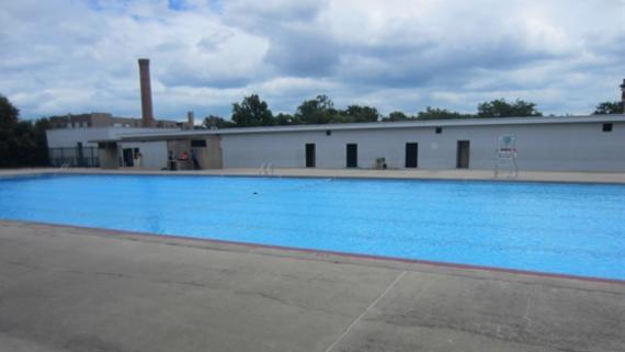 Ogden Park Pool