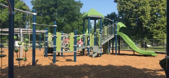 Washington Playground - NW