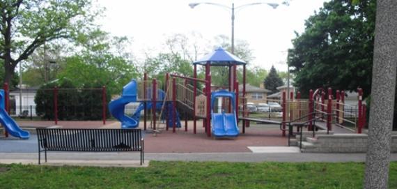 Cooper Park Playground