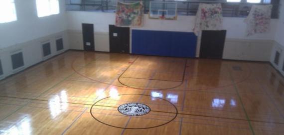 Riis Park - Gymnasium