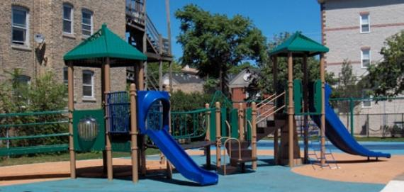 Broncho Billy Park Playground