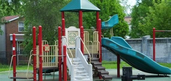 Sherman Park Playground