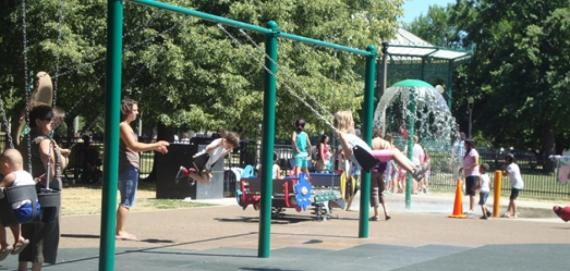 Playground at Welles Park