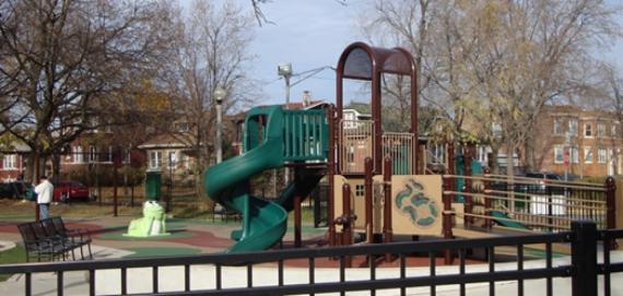 Welcome to Dickinson Park Playground