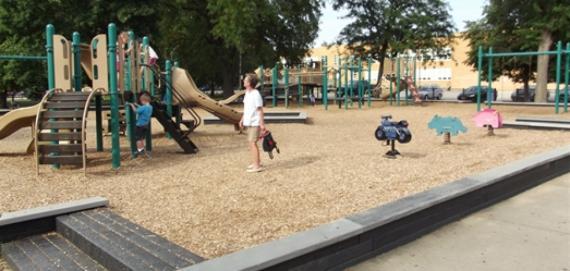 Hale Park Playground