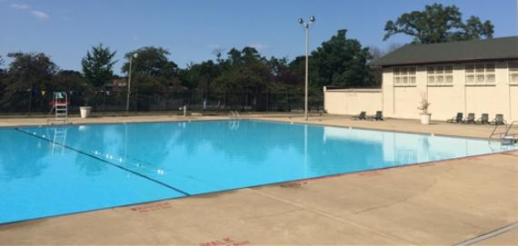 What a great pool we have at Sherman Park