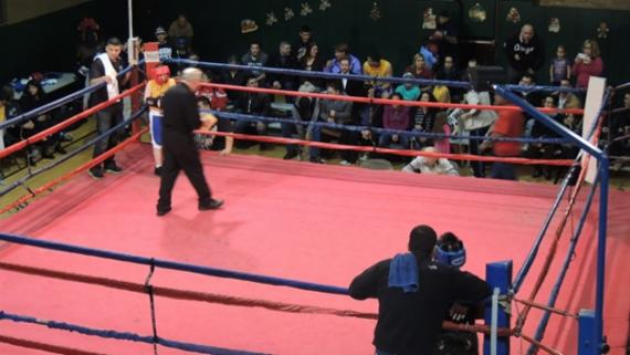 Portage Boxing Gym