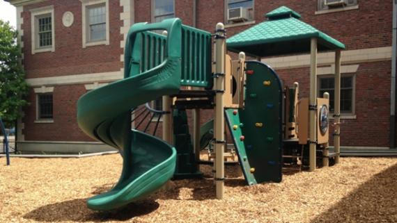 Austin Town Hall Playground