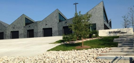 Clark Park WMS boat house