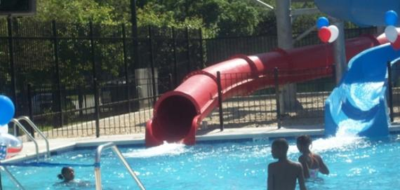 Palmer Park Pool