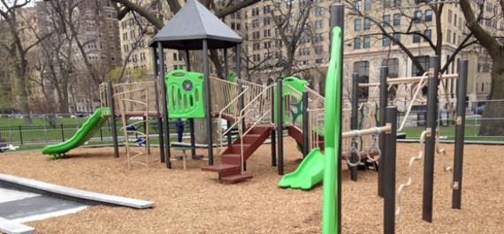 Burnham Playground-5400 S Lake Shore Dr