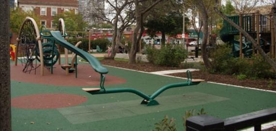 Bromann Park Playground
